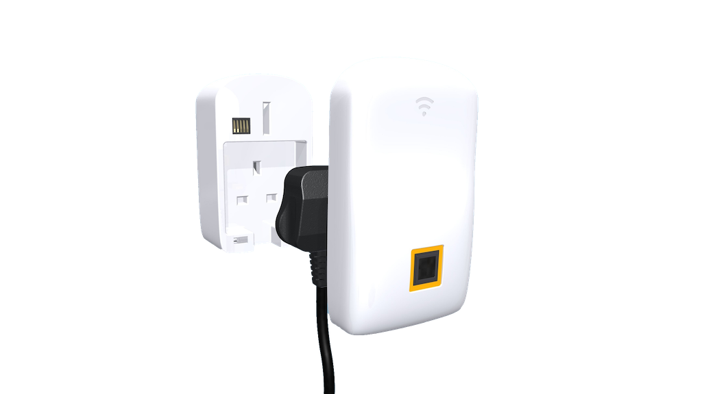 SecuriPlug™ case