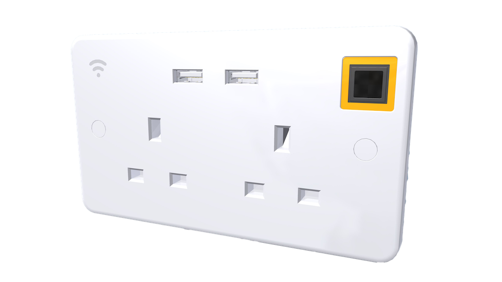 SecuriPlug™ socket